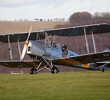 Tiger Moth 7 by Tony Roddam