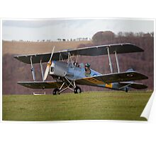 Tiger Moth 7 Poster