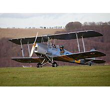 Tiger Moth 7 Photographic Print