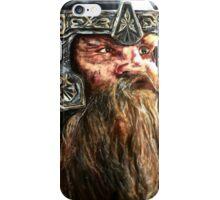 Gimli The Lord of the Rings Dwarf  iPhone Case/Skin