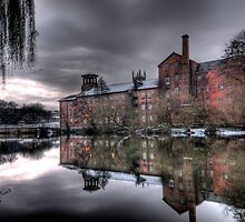 The Silk Mill by Mark Fountain