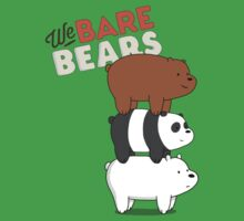 We Bare Bears - Cartoon Network Kids Clothes