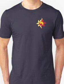 My little Pony - Sunset Shimmer Cutie Mark V2 Unisex T-Shirt