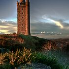 Scrabo Tower by Jonny Andrews