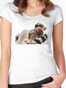 Tasty Women's Fitted Scoop T-Shirt
