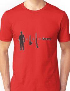 Groovy Maths Unisex T-Shirt