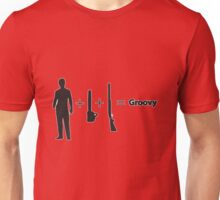 Groovy Maths Unisex T-Shirt