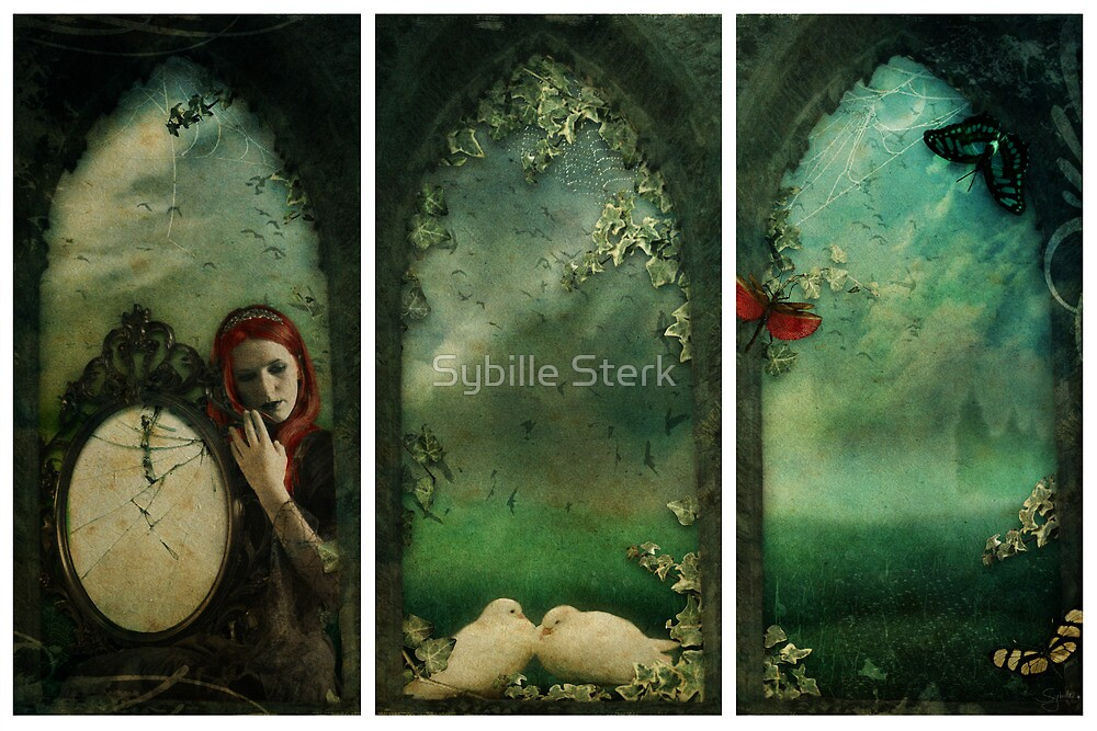 Echoes by Sybille Sterk