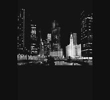 City Signature, Chicago, IL Mens V-Neck T-Shirt