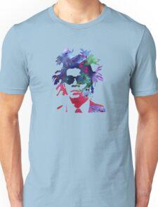 Jean-Michel Basquiat Splatter 2 Unisex T-Shirt