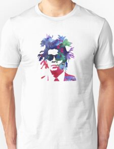 Jean-Michel Basquiat Splatter 2 T-Shirt