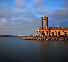 Normanton Church by Rachel Slater