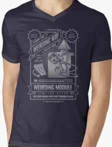 Weirding... Mens V-Neck T-Shirt