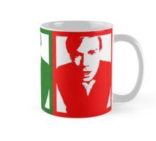 Young Andy Warhol Mug