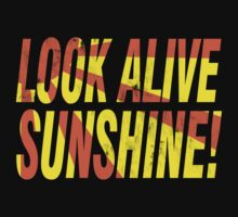 Look Alive Sunshine! My Chemical Romance Danger Days by mashedelephants