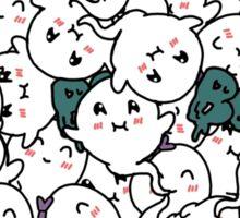 Cutie Ghosties Sticker