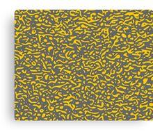 Movement (Yellow) Canvas Print