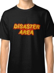 Disaster Area band t-shirt Classic T-Shirt