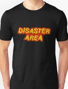 Disaster Area band t-shirt Unisex T-Shirt
