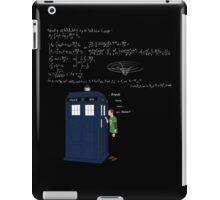 HE WILL KNOCK 4 TIME iPad Case/Skin