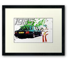 1985 Montego Framed Print