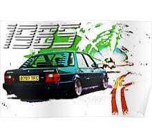 1985 Montego Poster