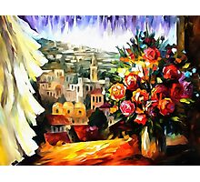 Flowers of Jerusalem Photographic Print