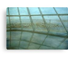 MAM...Milwaukee Art Museum...indoors ©  Canvas Print