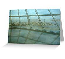 MAM...Milwaukee Art Museum...indoors ©  Greeting Card