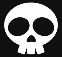 Skull Head by Christopher Johnson