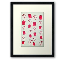 More Fun To Share Framed Print