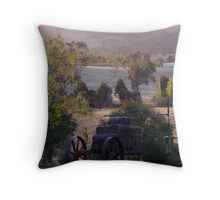 Mansfield, Victoria Throw Pillow