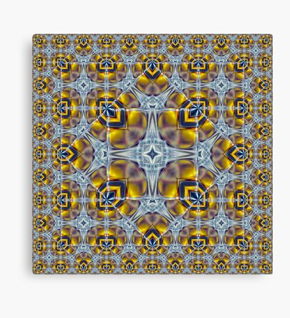 Escher's Beer Glass Canvas Print