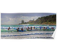 2011 Lorne surf carnival (03) Poster