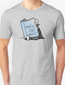 Book about nice things - Victorian illustration Unisex T-Shirt