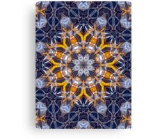 Beer Glass Abstract II Canvas Print