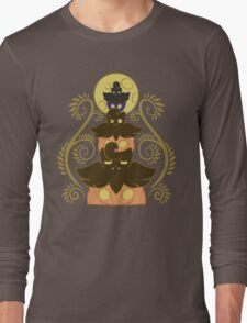 Pumpkaboo tower Long Sleeve T-Shirt