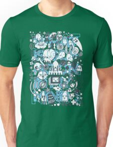 What is going on in my mind! Unisex T-Shirt