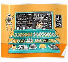 The Halloween Bakery Poster