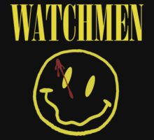 Watchmen Kids Clothes