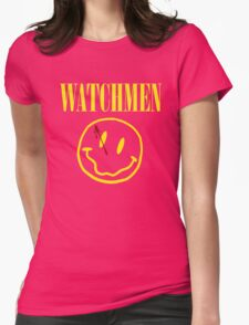 Watchmen Womens Fitted T-Shirt