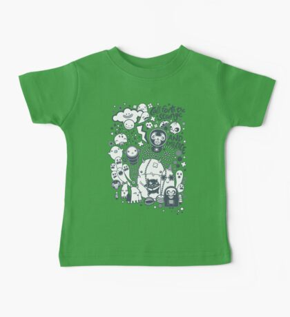 Call forth the strange and embrace Kids Clothes