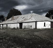 The Old Barn by Penny Alexander