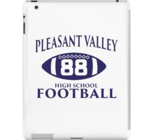 Pleasant Valley's Wild Beavers iPad Case/Skin