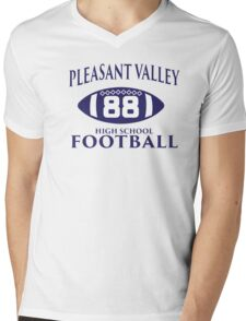 Pleasant Valley's Wild Beavers Mens V-Neck T-Shirt