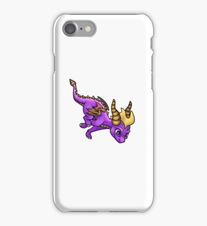 Classic Spyro - Charging iPhone Case/Skin