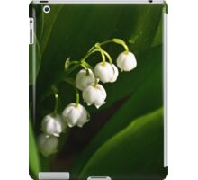 Lily of the Valley - May 2014 iPad Case/Skin