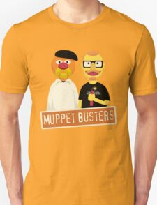 Muppet Busters Unisex T-Shirt