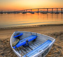 Rowboat at Rest by Brendon Perkins