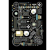 Circuit Photographic Print